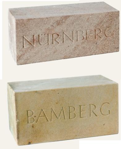 Bamberg und Nuernberg