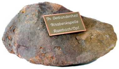 Knabenkappele Auerbach OPf.